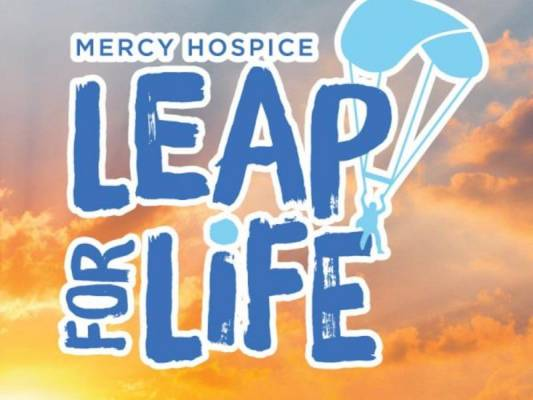 Leap For Life 2021 at Skydive Auckland