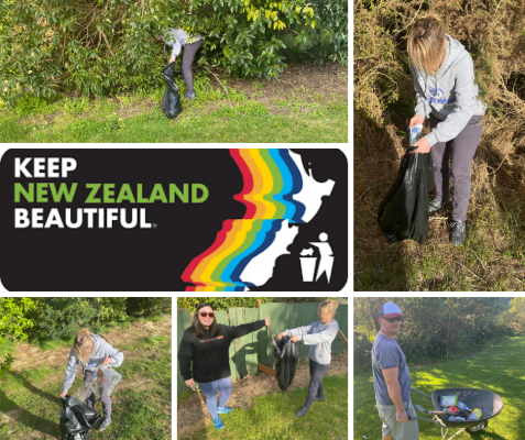 Skydive Auckland - Keeping New Zealand Beautiful!