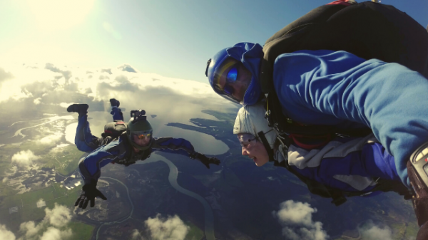 Want the most exciting job ever? A Career In Skydiving
