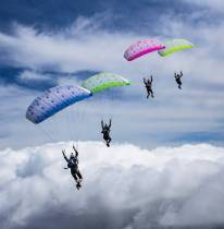 Skydive Auckland Hosting NZ and Australian Canopy Piloting / Accuracy Championships 2020