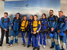 Skydive For Charity - Jump For Cancer